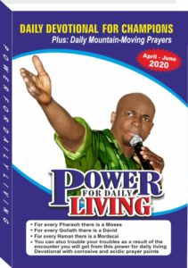 Power for daily living