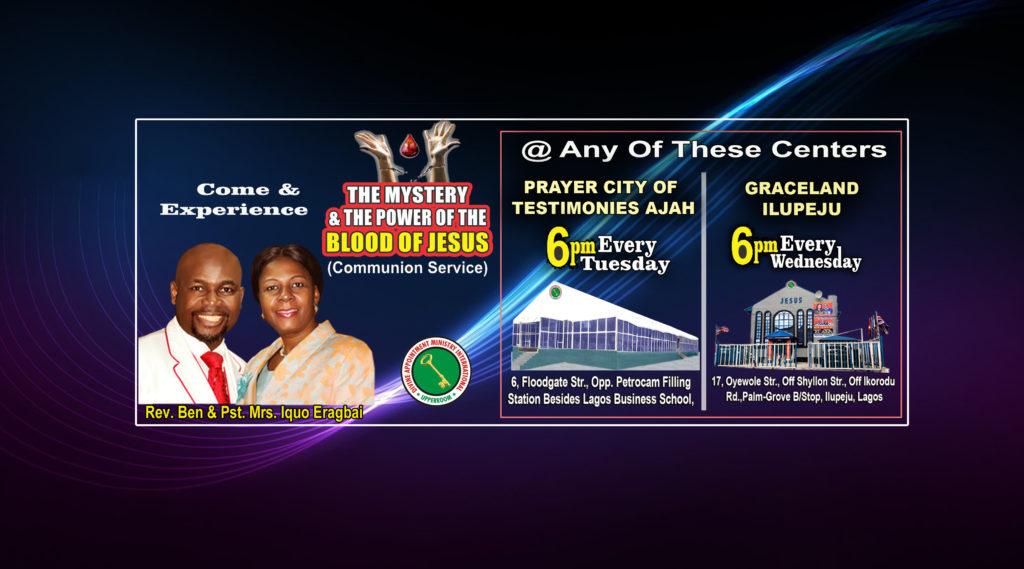 Victory Communion Service